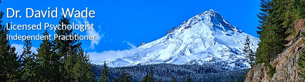 Mt. Hood Banner
